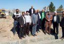 عملیات بازگشایی و آماده سازی خیابان فاز یک فرهنگیان به بیست متری شهید بهشتی آغاز شد.
